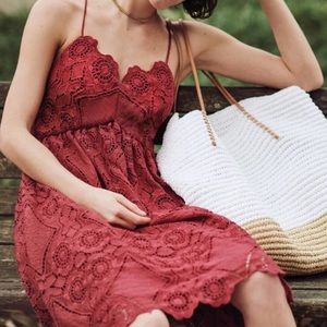 Anthropologie Maeve Summer Moon Dress 💃🏻